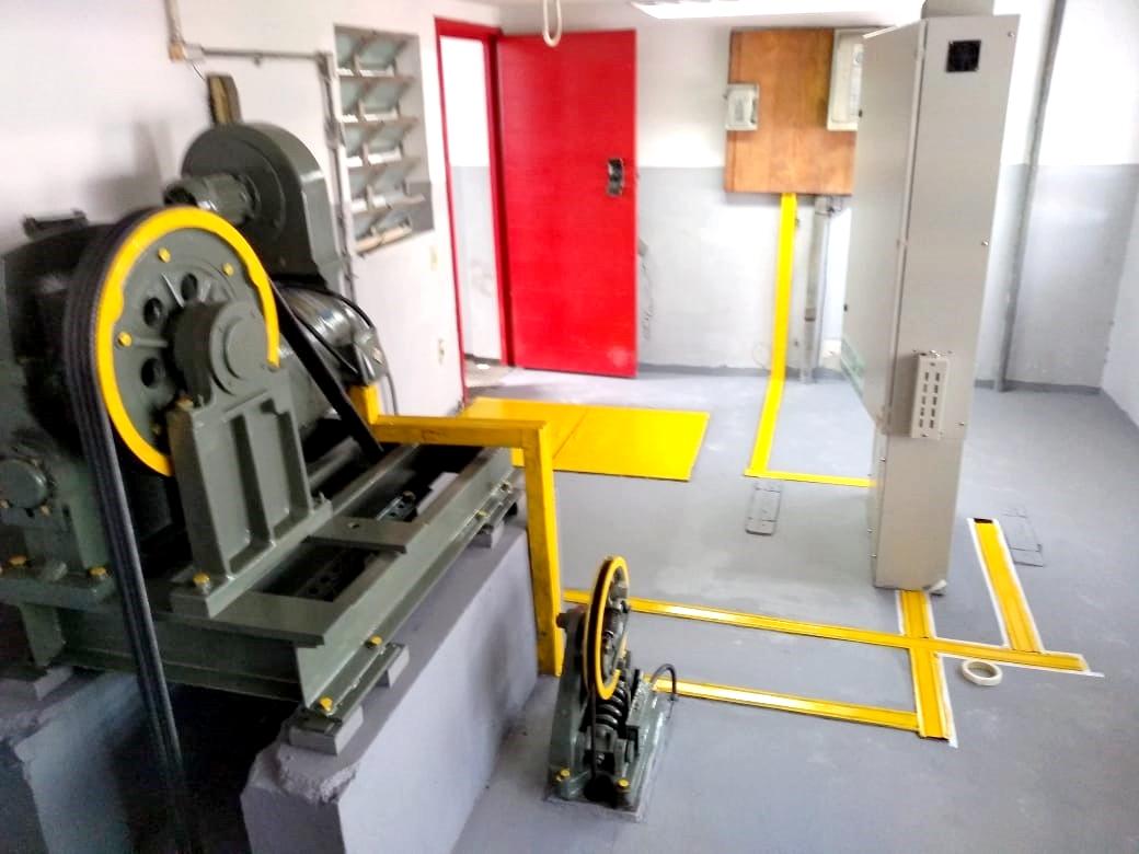 Revitalização Máquina de Tração e poço, vale a pena?